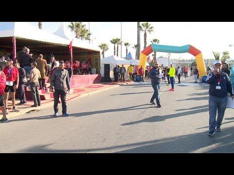 العرب اليوم - شاهد: تنظيم الدورة الثانية لسباق لمريسة 10 كلم في سلا
