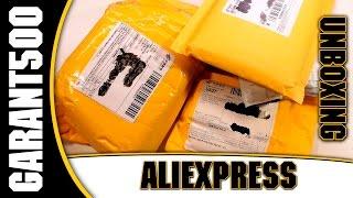 4-е интересные посылки с Aliexpress!