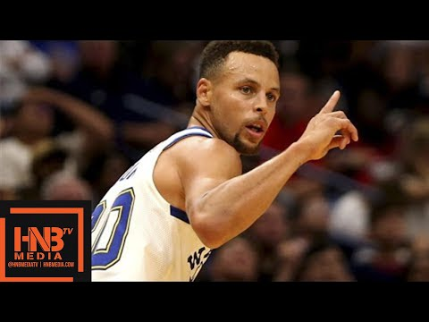 Golden State Warriors vs Chicago Bulls Full Game Highlights / Week 6 / 2017 NBA Season