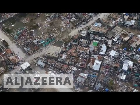 Over 300 Killed & Thousands Displaced as Hurricane Matthew Hits Haiti   WATCH