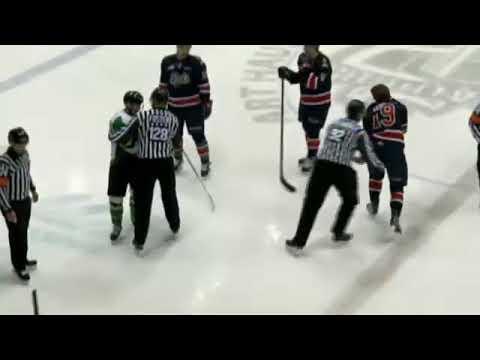 Carson Miller vs. Jake Leschyshyn