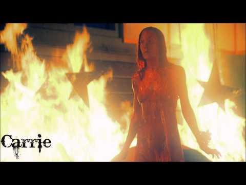 Carrie 1976 soundtrack:School in flames
