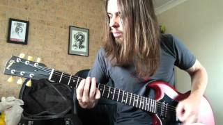 Every Time I Die - Ebolarama Guitar Cover