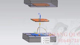 NX MOLD DESIGN : Tách khuôn ca nhựa - Thủ thuật máy tính - Chia sẽ