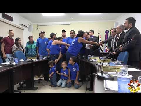 Homenagem a Comitiva Pinga na Veia na Câmara Municipal de Juquitiba no dia 16 de Abril de 2019