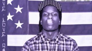 ASAP Rocky - Out of This World (Chopped & Screwed by Slim K)