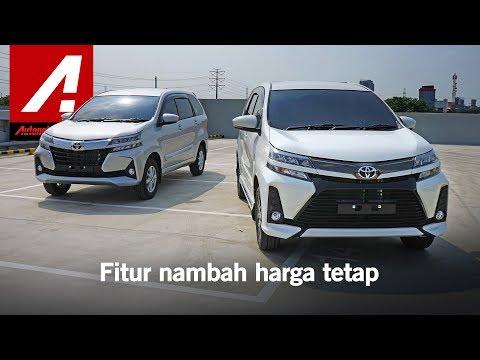 Toyota New Avanza 2019 & Veloz Baru First Impression Review by AutonetMagz