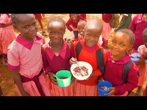 Wawira Njiru talks feeding students and winning Cisco award