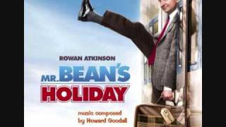 Mr. Bean's Holiday - 46 - La Mer (Performed by Charles Trenet)