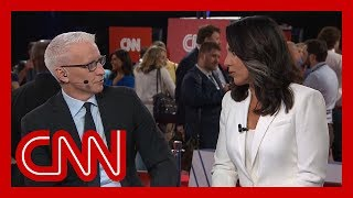 Watch Tulsi Gabbard's interview with Anderson Cooper
