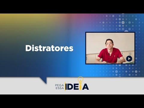 Pega Essa Ideia - Distratores