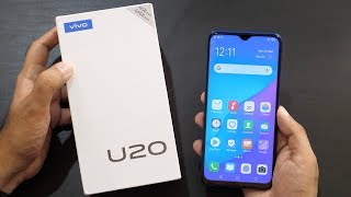 vivo U20 Smartphone Unboxing & Overview