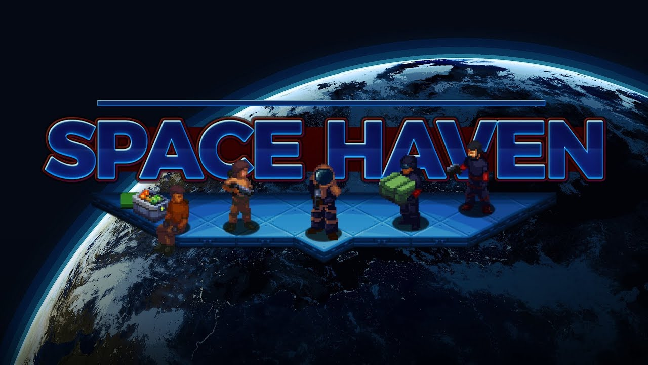 Трейлер игры Space Haven