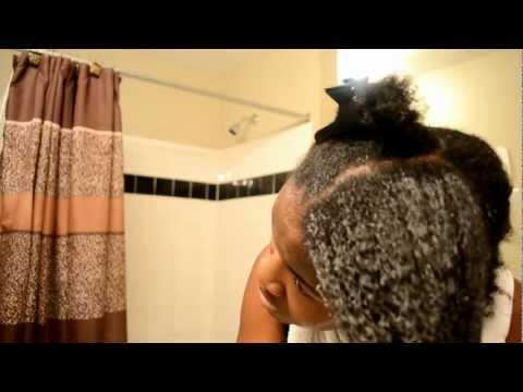 Brandy honey sea salt hair mask