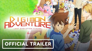 Digimon Adventure: Last Evolution Kizuna - Official English Dub Trailer