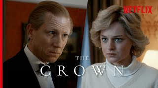 Prince Philip's Emotional Speech to Princess Diana (Full Scene) | The Crown