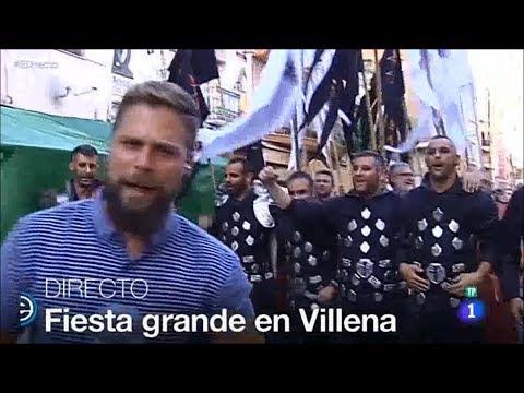 Fiesta Grande en Villena por España Directo