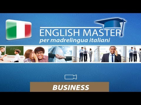 Video of INGLESE COMMERCIALE Videocorso