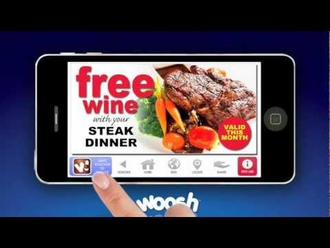 Video of Woosh Wallet
