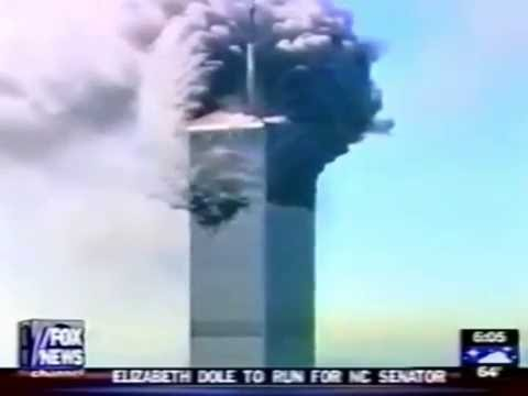 FOX News 9-11-2001 Live Coverage 8:46  A.M E.T - 5:00 P.M E.T