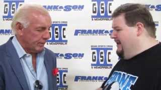 Ric Flair – Fan Wrestling Promo – May 3, 2014