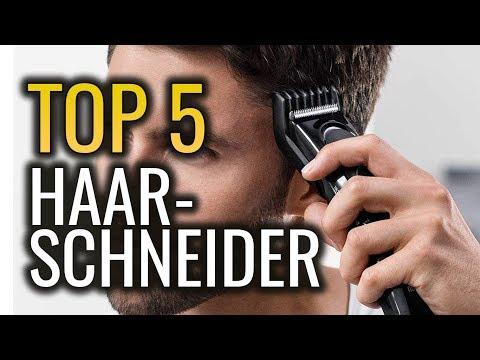 DIE 5 BESTEN HAARSCHNEIDER - Profi Haarschneidemaschinen im Vergleich Test 2019! Siehe Video Info