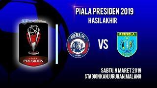 Hasil Akhir Laga Arema FC Vs Persela Lamongan, Singo Edan Berhasil Ditaklukkan Laskar Joko Tingkir