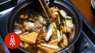 Sumo Soup: Living Large with Chanko Nabe