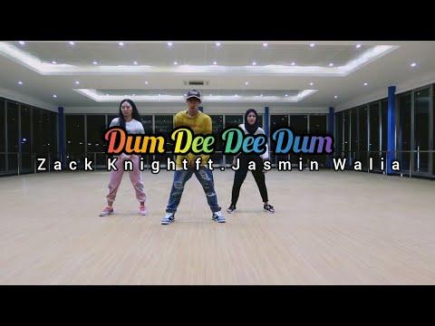 Zack Knight - Dum Dee Dee Dum ft. Jasmin Walia | ZUMBA | BOLLYWOOD | FITNESS | At Global Sport Bppn