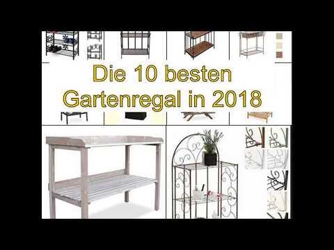 Die 10 besten Gartenregal in 2018