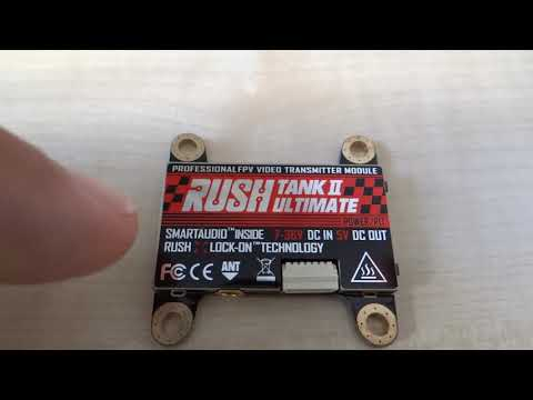 RUSH TANK II V2 Ultimate from banggood