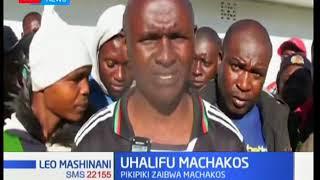 Uhalifu Machakos:Jamaa mmoja anakabiliwa na tuhuma za uwizi wa Bodaboda