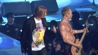 VIVA HYSTERIA - 2013 Def Leppard - Don't Shoot Shotgun
