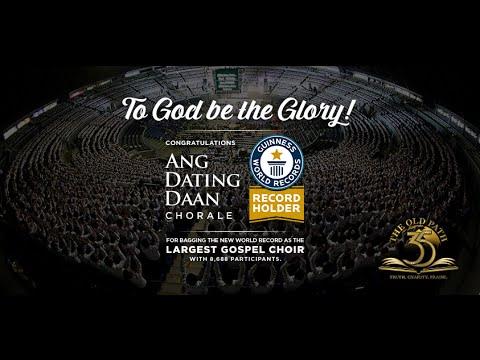 Ang dating daan chorale