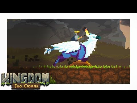 Destroying a Gate and Finding a Griffin Mount - Kingdom Two Crowns Part 2 Gameplay Let's Play