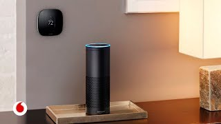Visitamos la casa conectada que se controla a través de la voz