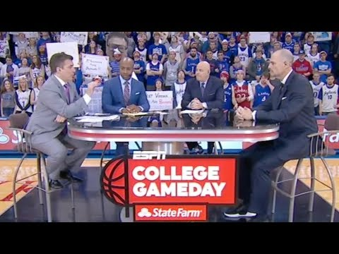 Seth Greenberg not expecting 'massive changes' from FBI investigation | College GameDay | ESPN