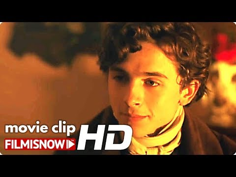 LITTLE WOMEN Clips NEW (2019) Timothée Chalamet Movie