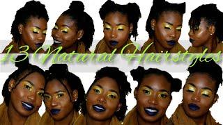 Natural Hairstyles For Medium Length Hair 4a म फ त
