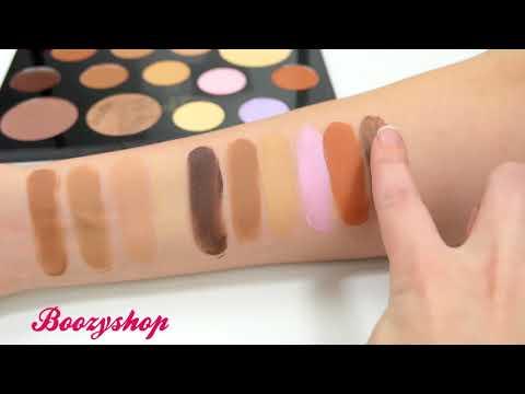 Makeup Revolution Makeup Revolution Pro HD Palette The Works Medium-Dark Palette