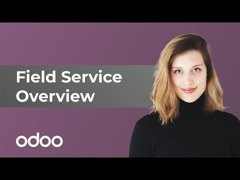 Field Service Overview | odoo Field Service