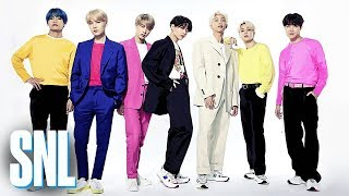 Bts Boy With Luv Live Snl