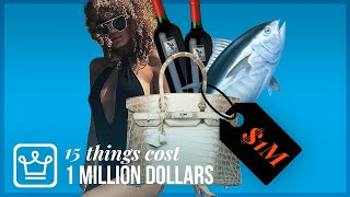 15 Things You Can Buy for 1 Million Dollars