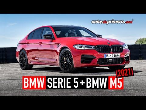 BMW Serie 5 2021 + BMW M5 2021 🔥 Así es la actualización de la Serie G30 🔥