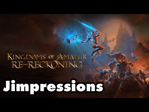 Kingdoms Of Amalur: Re-Reckoning - Re-Reviewing A Remastered Re-Release (Jimpressions)