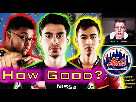 Roster Rating: NEW YORK - First Full Team Announcement!    CDL Rostermania News & Rumors    CoD: MW