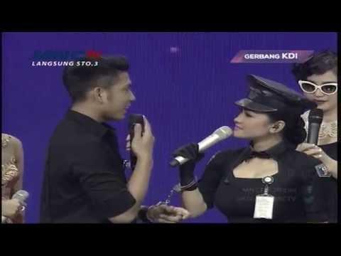 , title : 'Julia Perez Dan Mukhlis Disatukan Borgol Cinta - Gerbang KDI 2015 (19/4)'