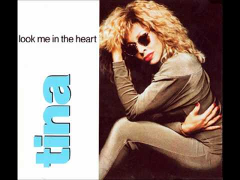 "Tina Turner - Look Me In The Heart 12"" Remix Maxi Version"