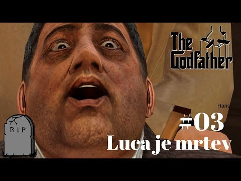LUCA BRASI JE MRTVÝ  VÁLKA ZAČÍNÁ - THE GODFATHER  | #03  | CZ/SK