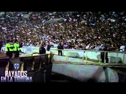 """""""A donde vayas La Adiccion  Mty 2-0 Equidad"""" Barra: La Adicción • Club: Monterrey"""